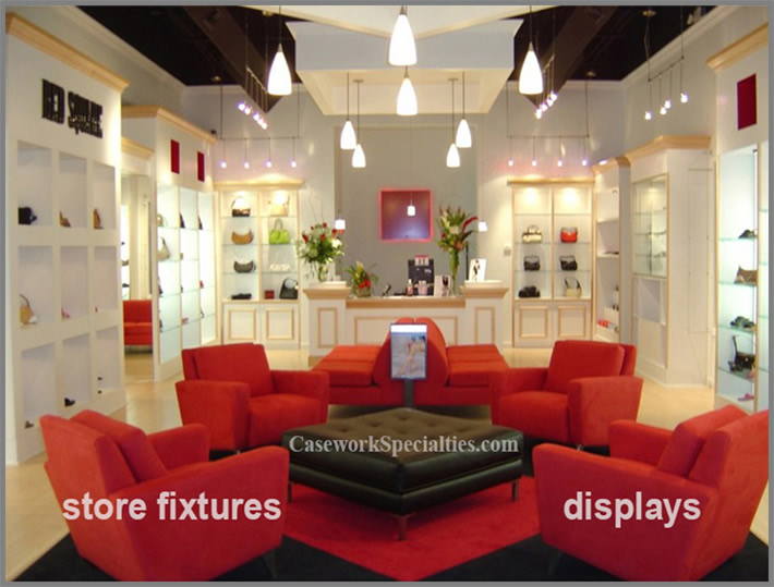 store fixtures and displays