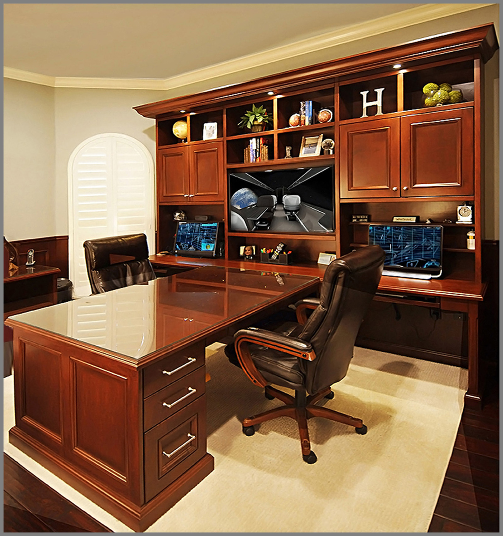 Office Custom Furmiture  We are based in Orlando, Florida and